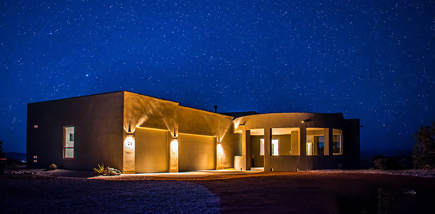 The Cielo New Mexico Style Home